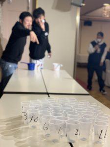 ピンポン玉ゲーム